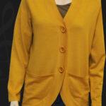 Cardigan 100% Merino Wool